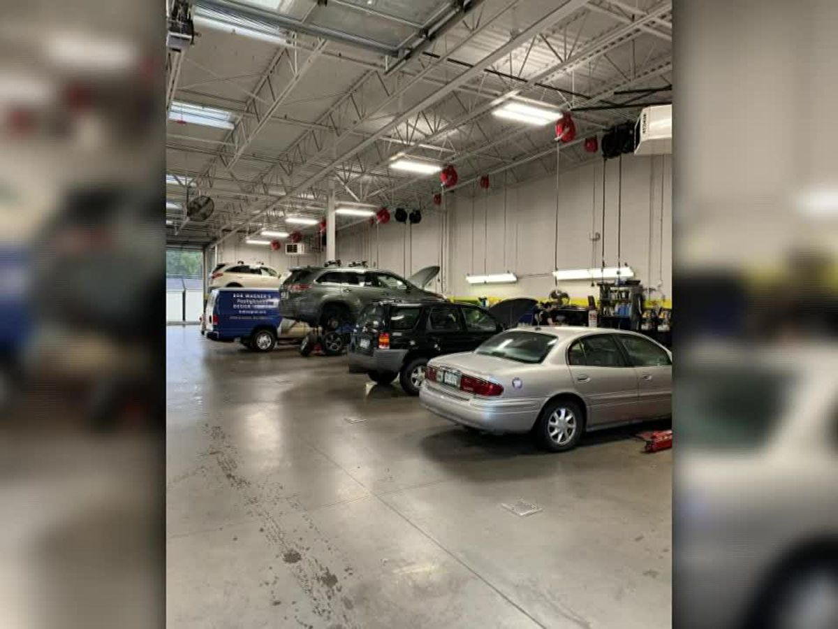 Travel experts say idle cars need to be inspected before a road trip