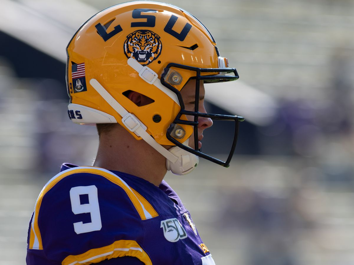 LSU QB Joe Burrow named Heisman Trophy finalist