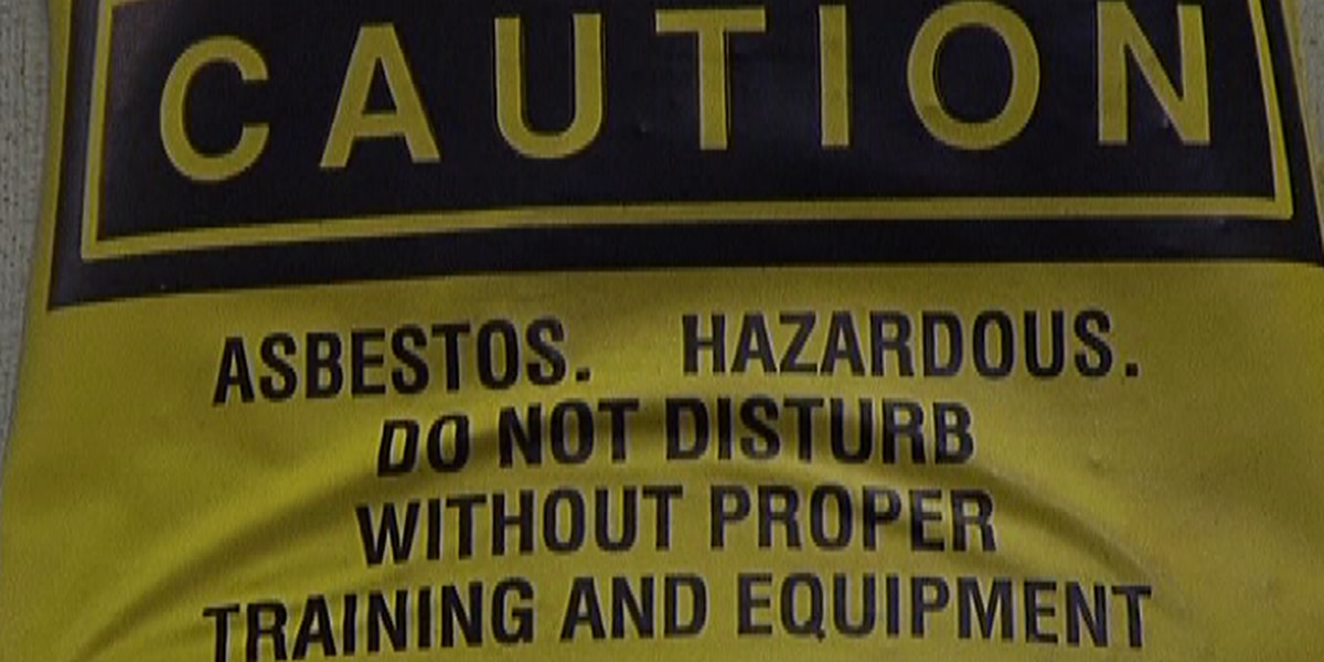 Major insurance provider canceling policies due to asbestos