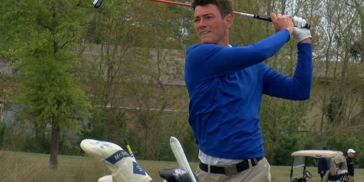 McNeese golf finishes day one of the Lake Charles Toyota Invitational in sixth place