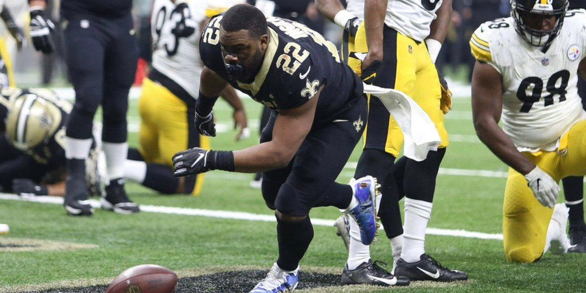 Source: Saints RB Mark Ingram prefers to stay in New Orleans but will test market depending on offer