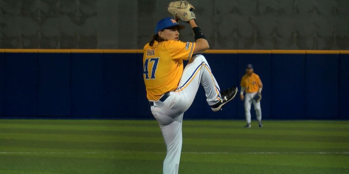 Dion dominates in game one, but Cowboys split DH with Southeastern