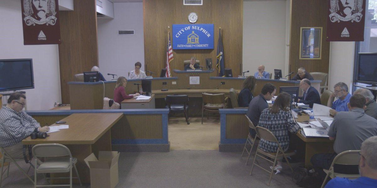 Sulphur city council discuss city employee raises during special meeting