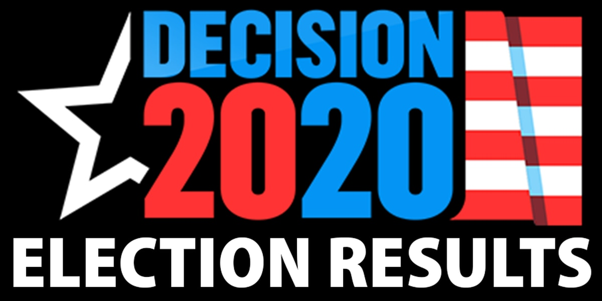 DECISION 2020: Calcasieu early votes reported