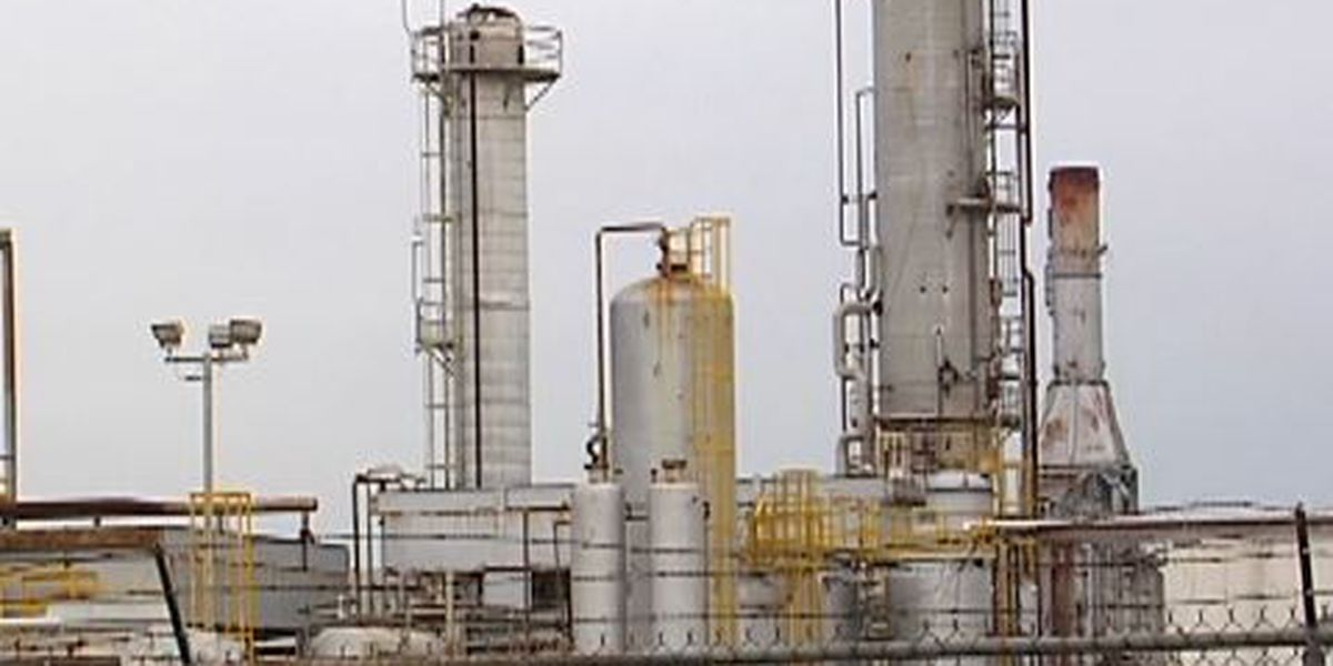 Old Pelican Refinery seeks permit renewal; September 5 deadline for public comment.