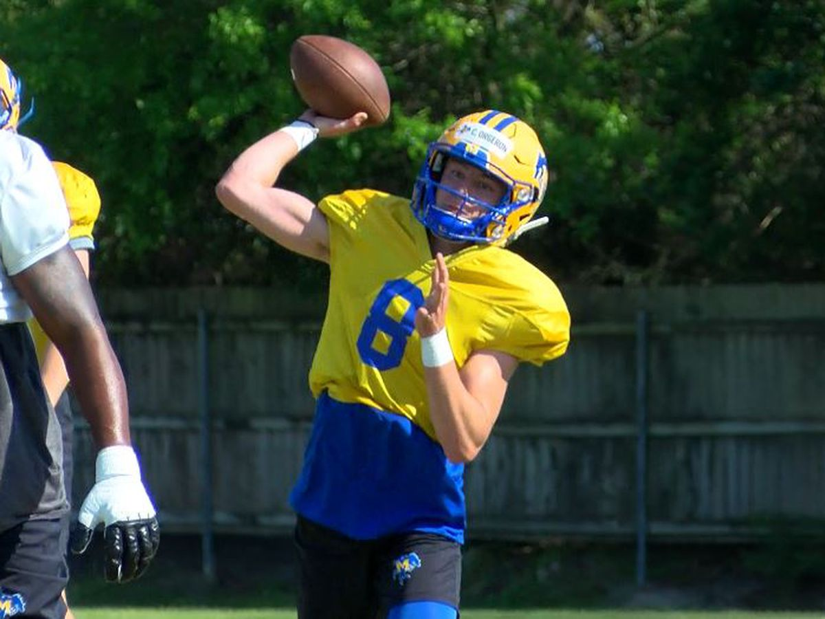 McNeese's passing attack led by Orgeron and Sutton continues to improve
