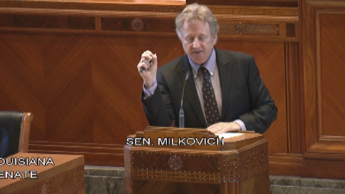 State senator's vaccine comments prompt strong reaction