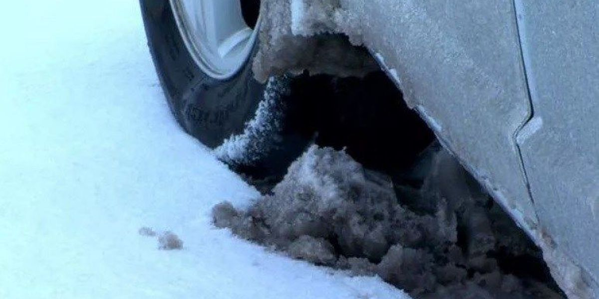Winter driving tips for SWLA