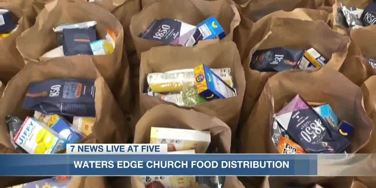 Waters Edge Gathering Church adapts to serve the community