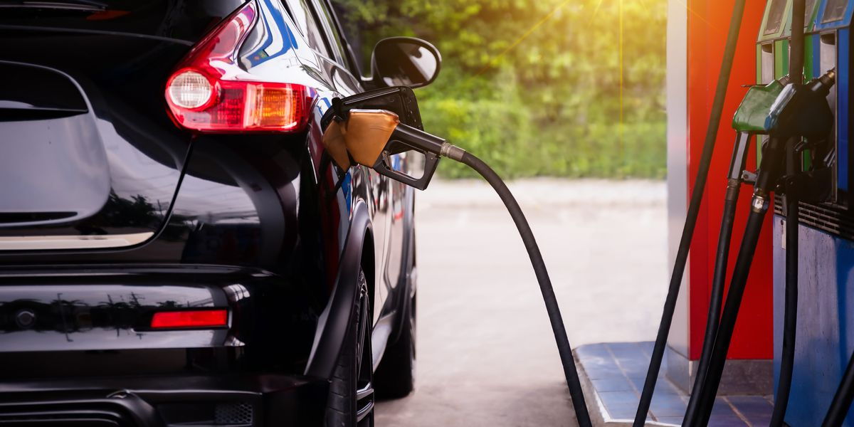 The best time for Louisiana drivers to gas up their vehicle