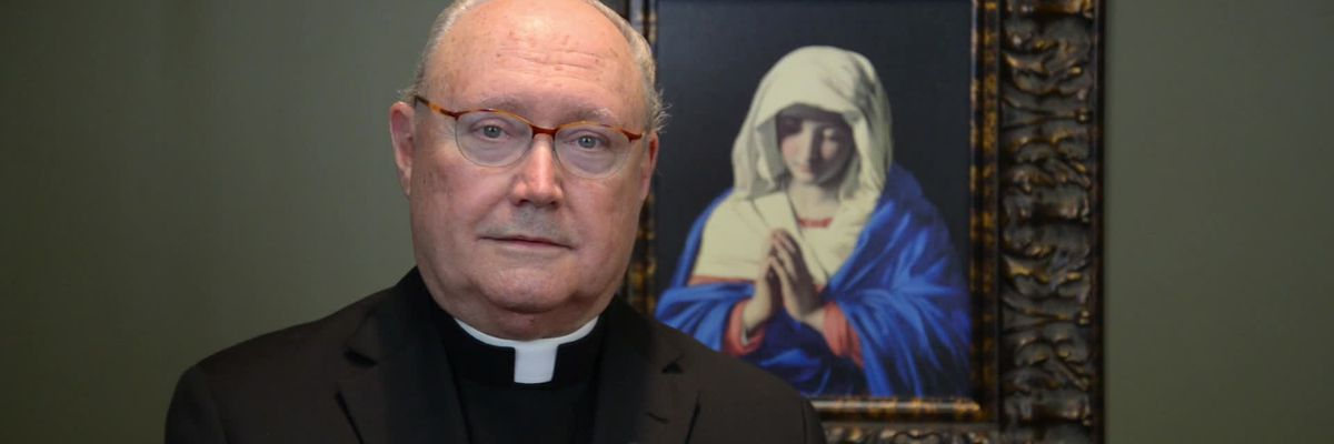 Bishop of Lake Charles gives thoughts on J&J COVID-19 vaccine