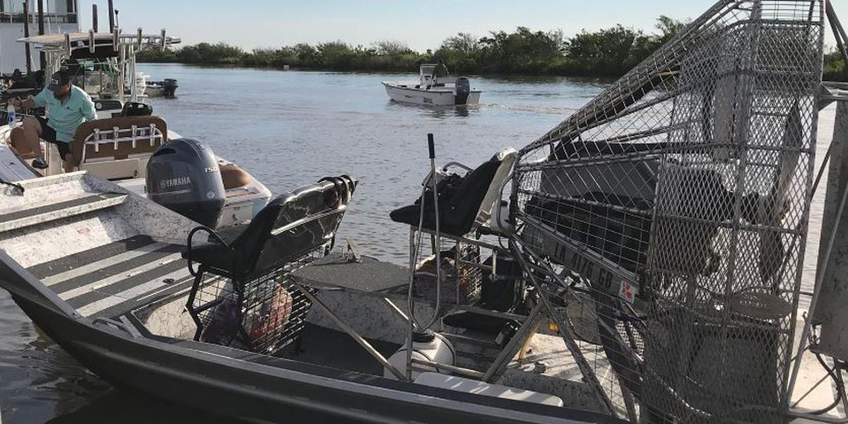 Reports of floating body; United Cajun Navy searching
