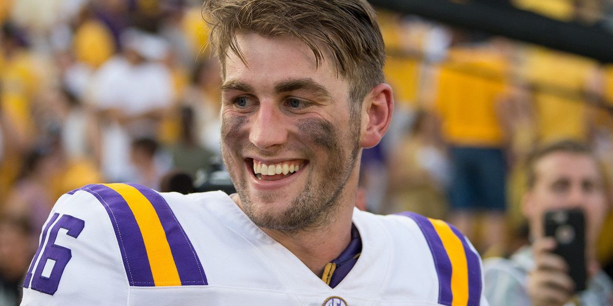 Report: Former LSU QB Danny Etling picked up by Atlanta Falcons