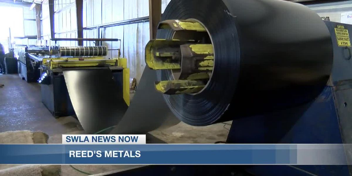 Reed's Metals working nonstop to help rebuild Southwest Louisiana