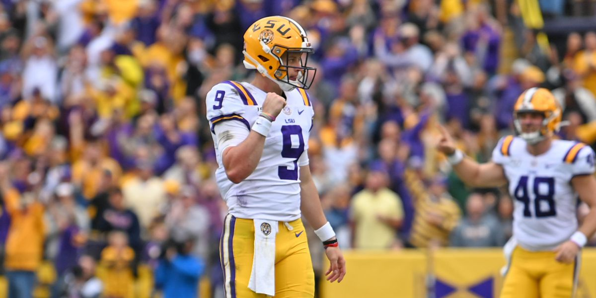 LSU remains at No. 1 in AP and No. 2 in Coaches polls
