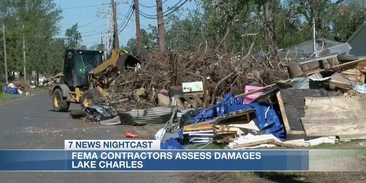 FEMA begins substantial damage assessments in Lake Charles