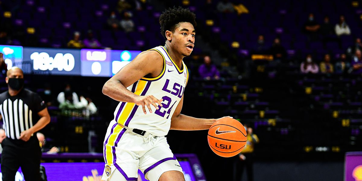 Thomas, Watford lead LSU to 86-80 win over Nicholls State