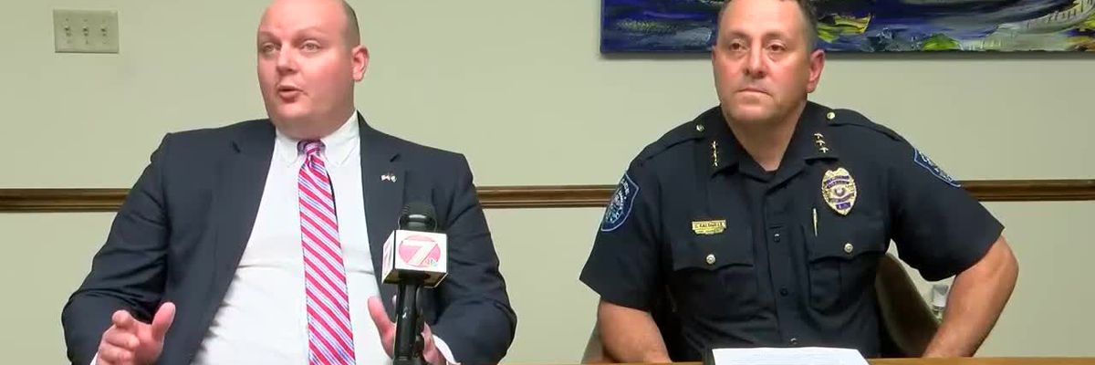 WATCH: Mayor, police chief make statement on officer-involved shooting of Juston Landry