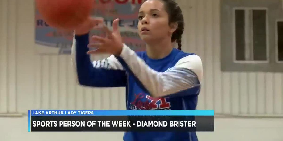 Sports Person of the Week - Diamond Brister