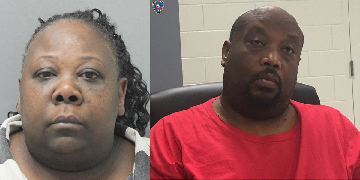 Two arrested for intentionally setting fire to Jennings home in 2017