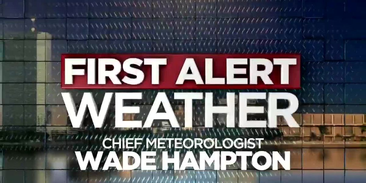 KPLC First Alert Forecast at Six (6/26)