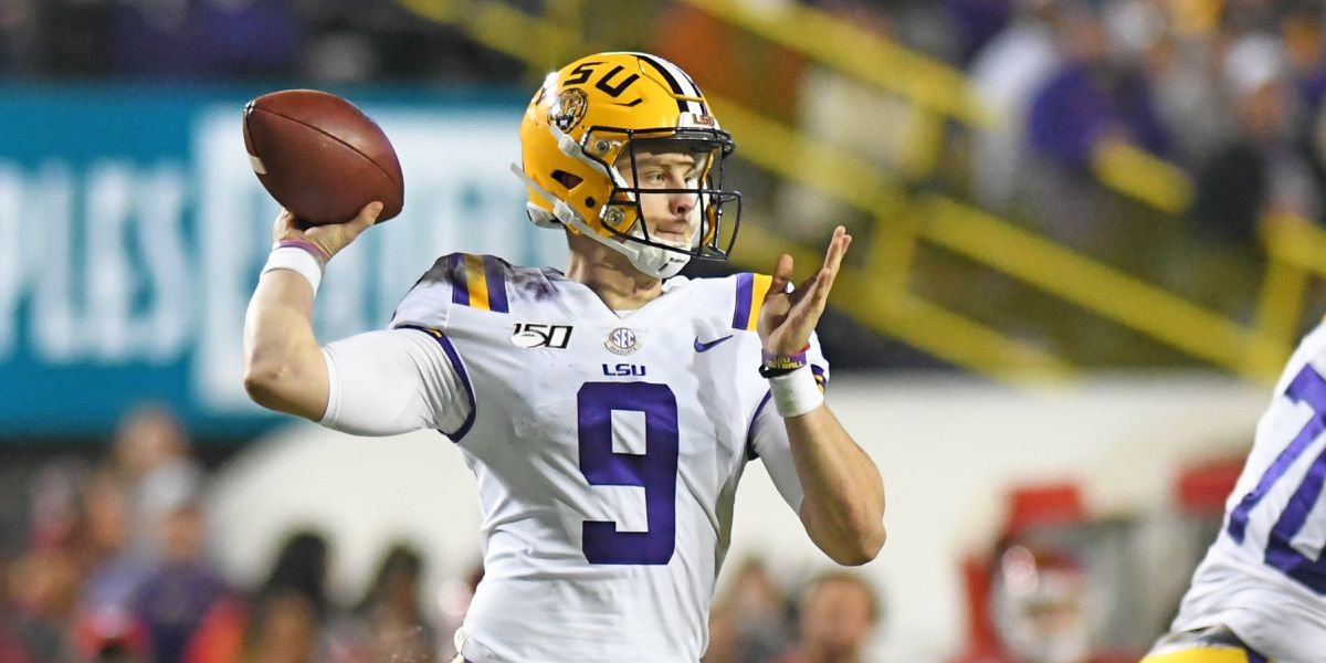 LSU remains No. 1 in both AP, Coaches polls; rest of top 5 holds steady