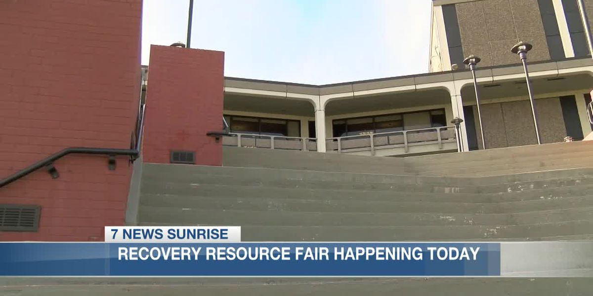 SWLA Recovery Resource Fair happening today and tomorrow