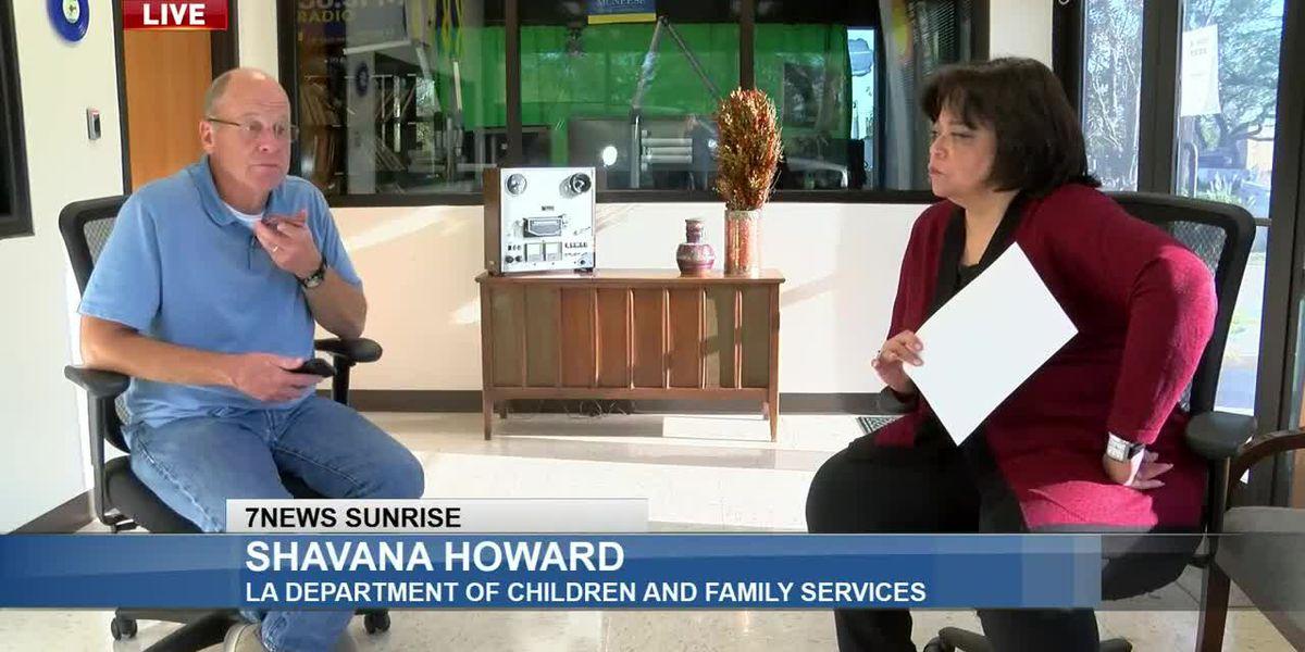 Sunrise Interview: Shavana Howard with the DCFS - Sept. 15, 2020