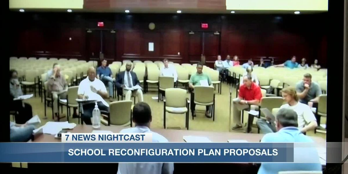 CPSB school reconfiguration plans head to school board for full vote