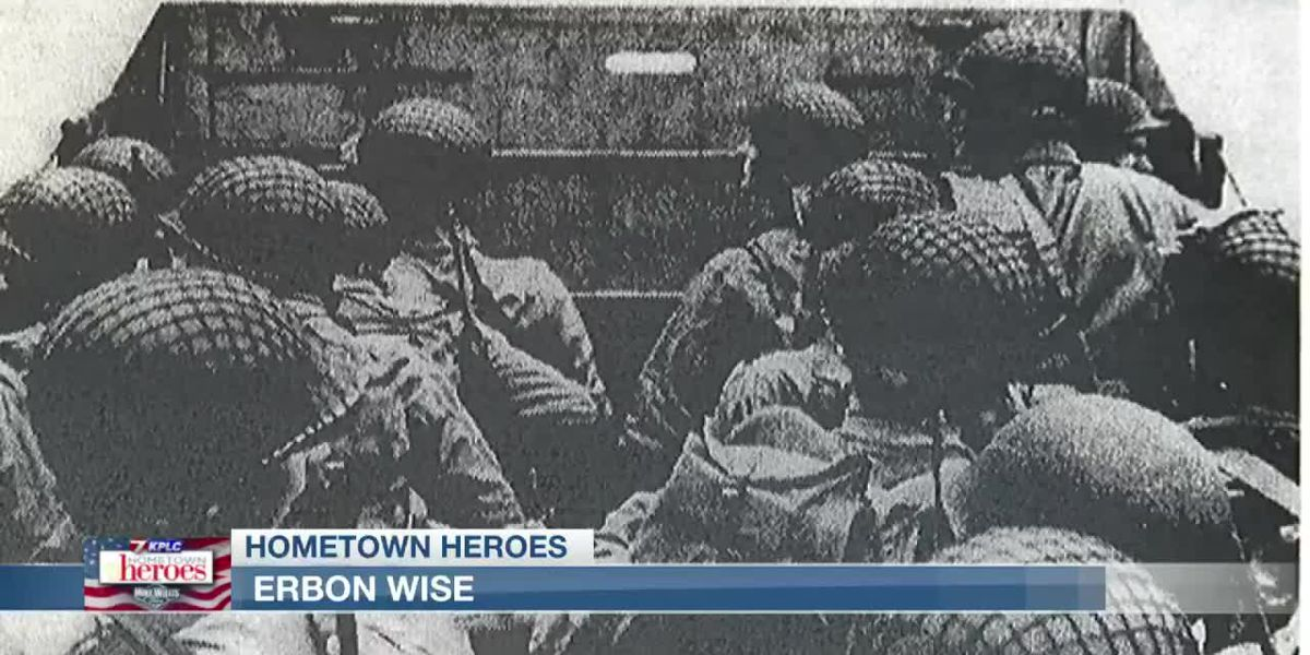 Hometown Hero - Maj. Gen. Erbon Wise dies at 99