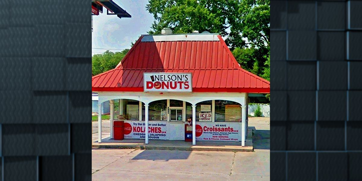 Nelson's Donuts gives update on reopening