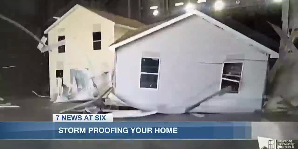 Storm proofing your home in preparation for hurricane season