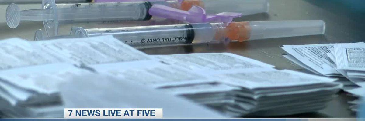 Verandah Retirement Community receives first round of Covid vaccine