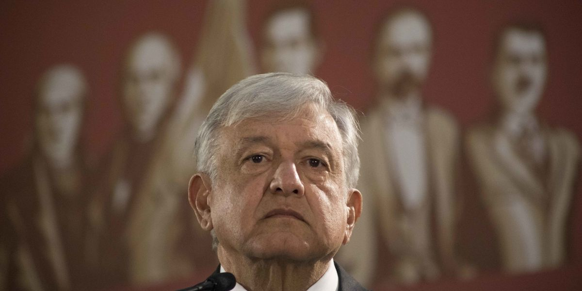 Mexico's new president sees 3-year hiatus on oil auctions