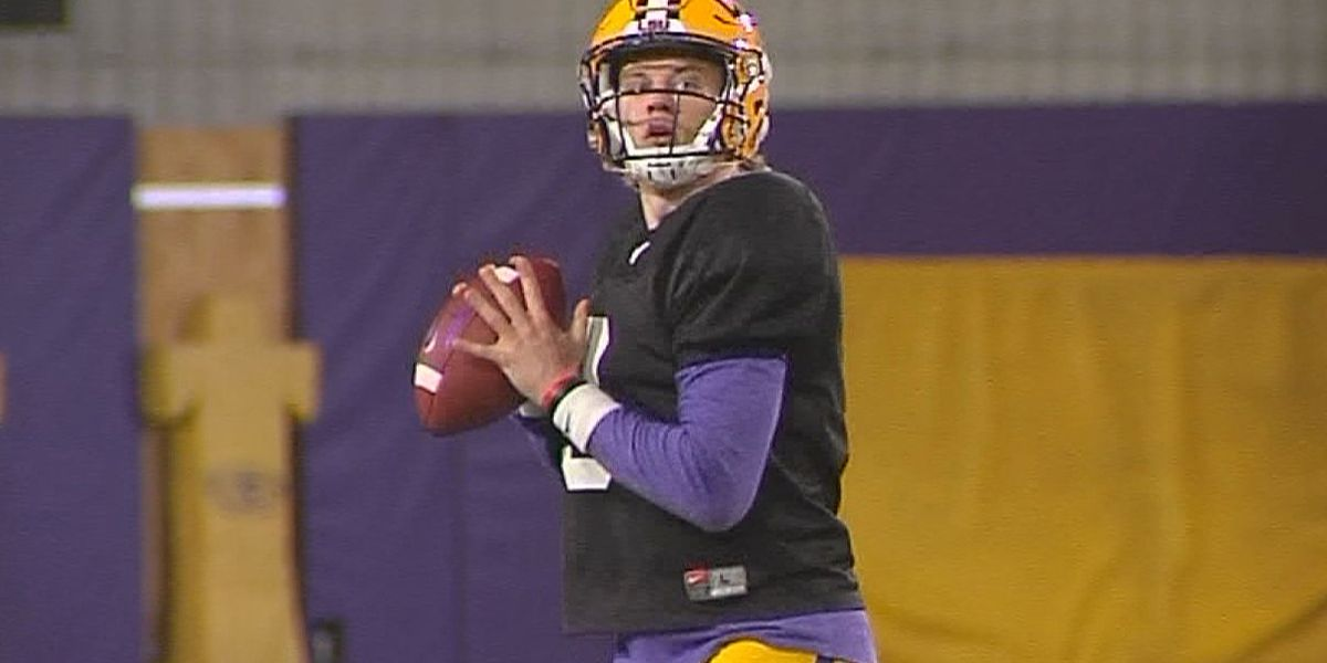 LSU football makes progress in Week 2 of spring practice