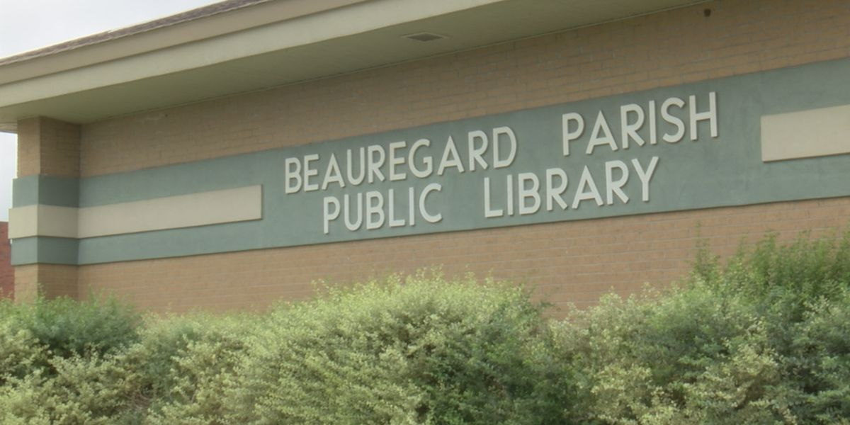 Beauregard Parish Library open for library services, WiFi use