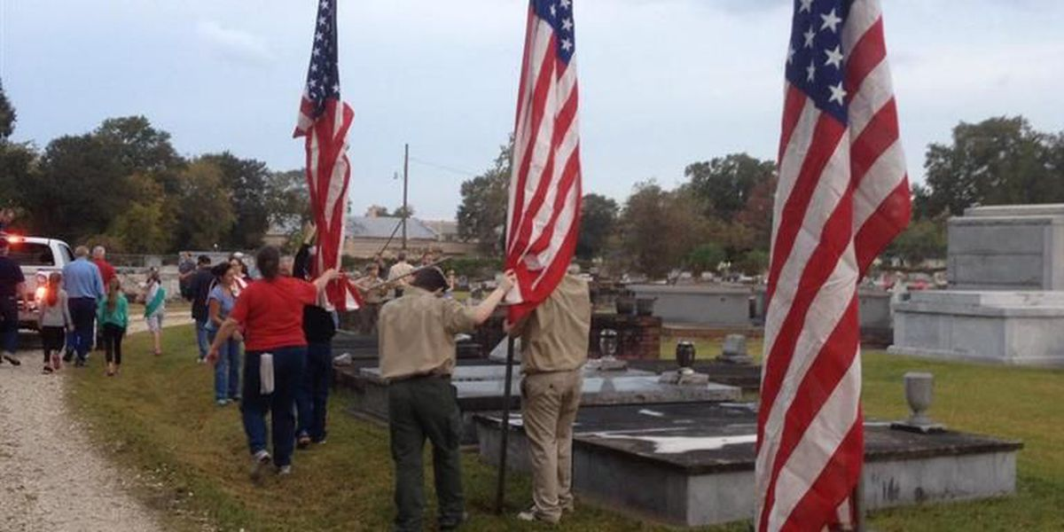 Memorial Day events and closures in SWLA