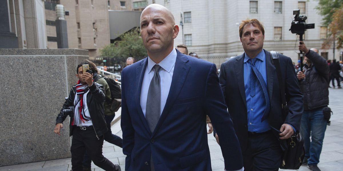 Defendant pleads guilty in Rudy Giuliani associates' case