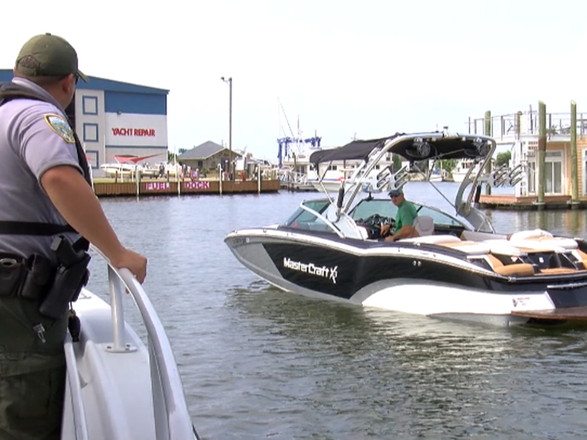 Louisiana Department of Wildlife and Fisheries advises boaters to stay safe this holiday weekend