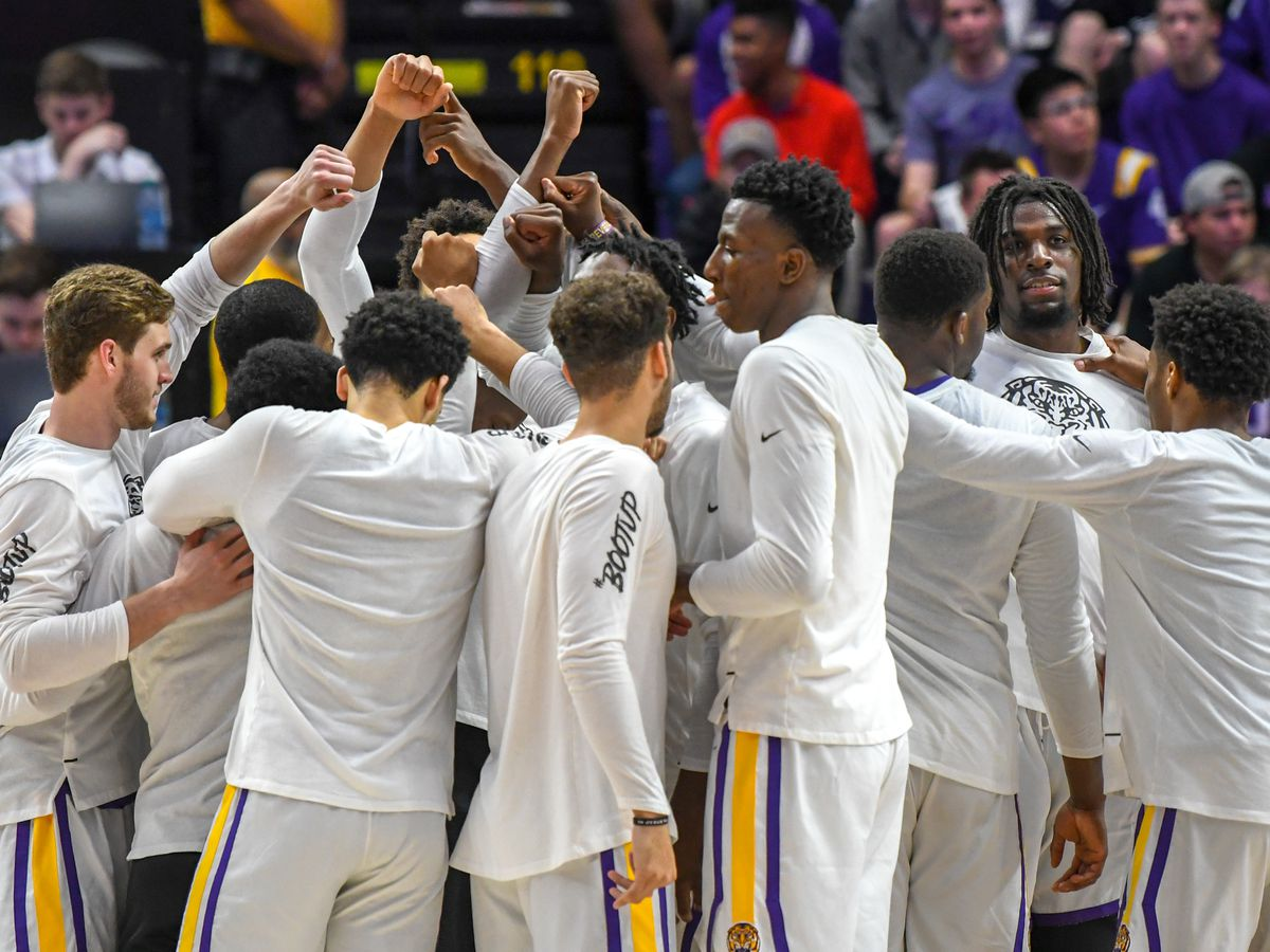 LSU basketball earns No. 3 in seed NCAA Tournament