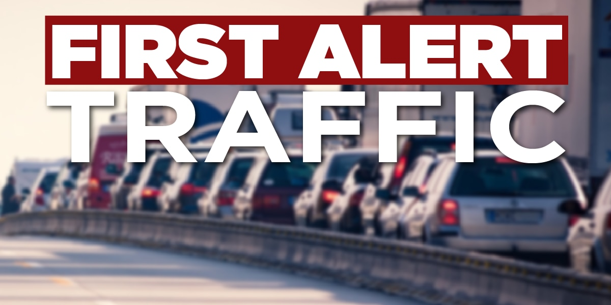 FIRST ALERT TRAFFIC: Closure announced for intersection of Old Spanish Trail and Coach Williams Drive