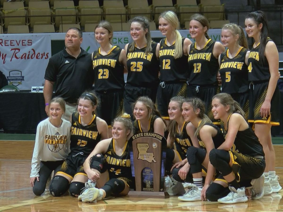 Fairview defeats Hathaway to win back-to-back Class B State Championships