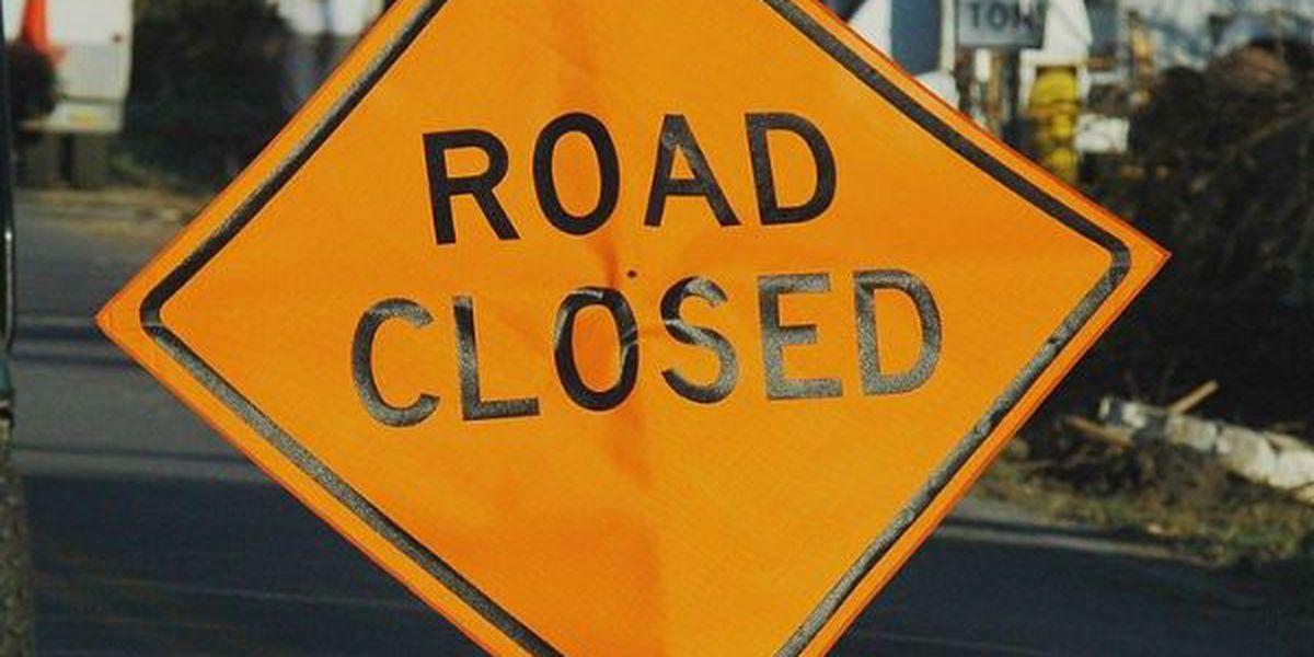 Multiple I-10 closures starting Sunday