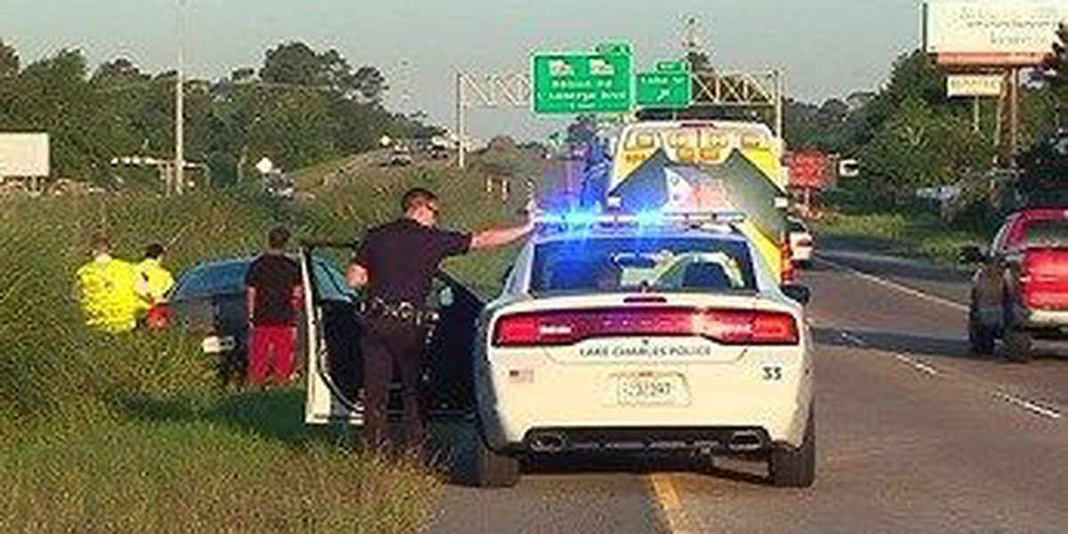 Traffic accidents increase 17 percent in Lake Charles