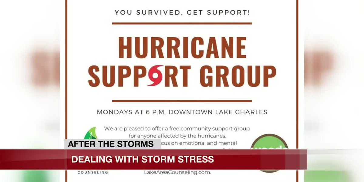 Local counselors organize free hurricane support group for community