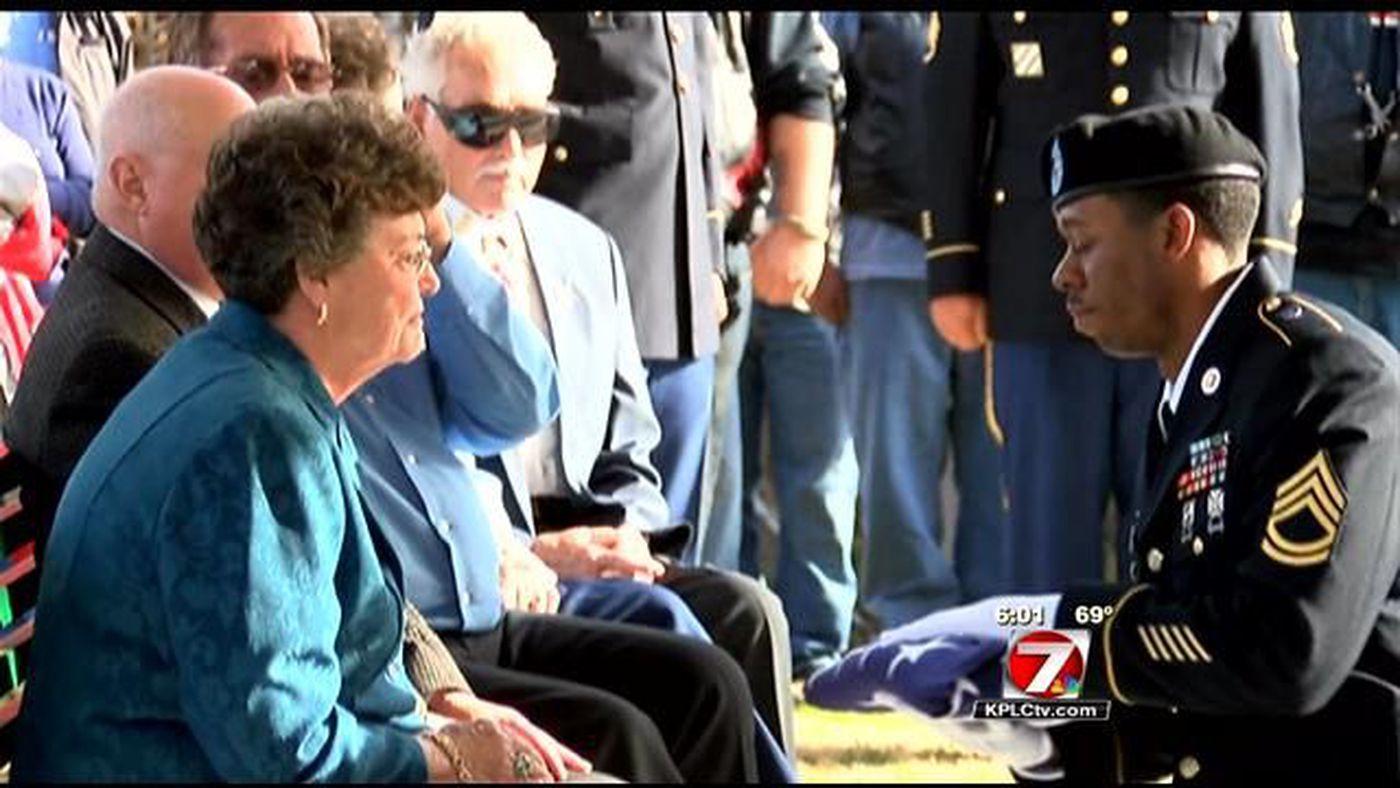 MIA Korean War veteran laid to rest, 63 years later