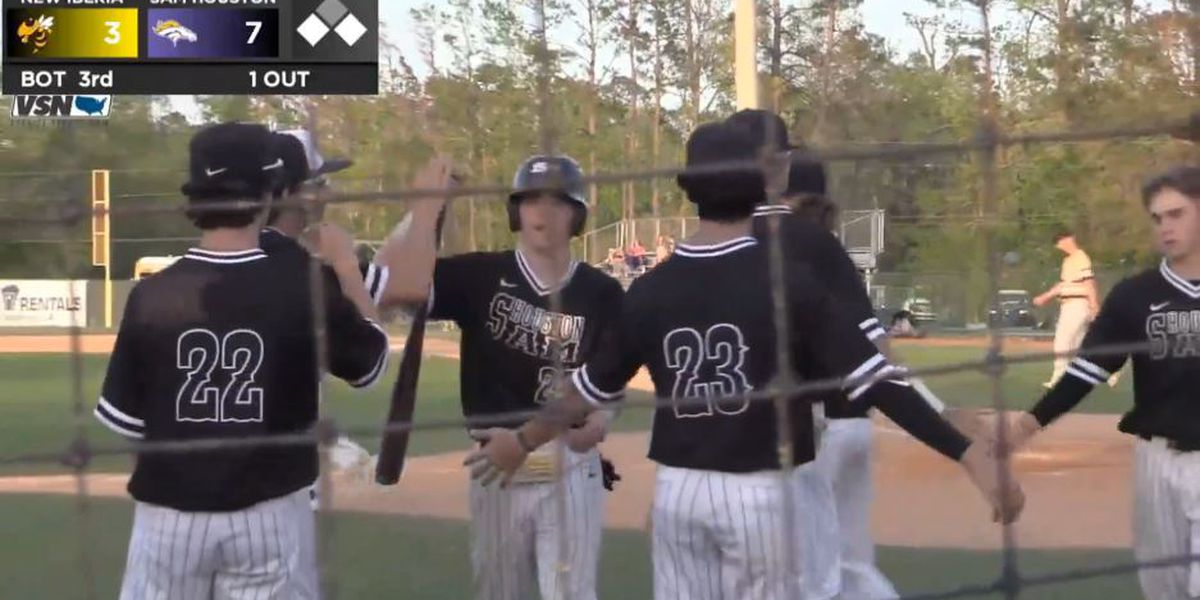 April 6 #SWLAPreps high school baseball and softball scores and highlights