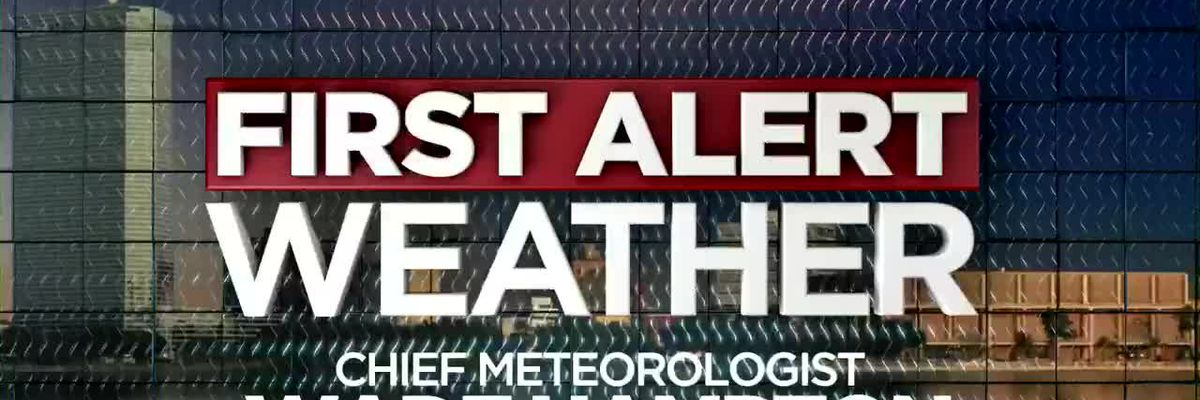 KPLC First Alert Forecast at Five: Friday, August 23, 2019