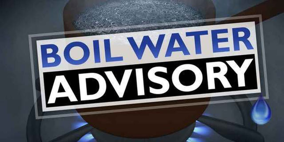 Boil advisory lifted for areas in Fields