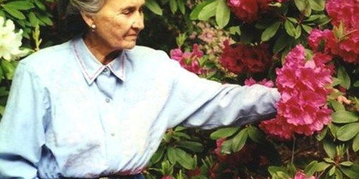 First female inductee into Louisiana Agricultural Hall of Fame